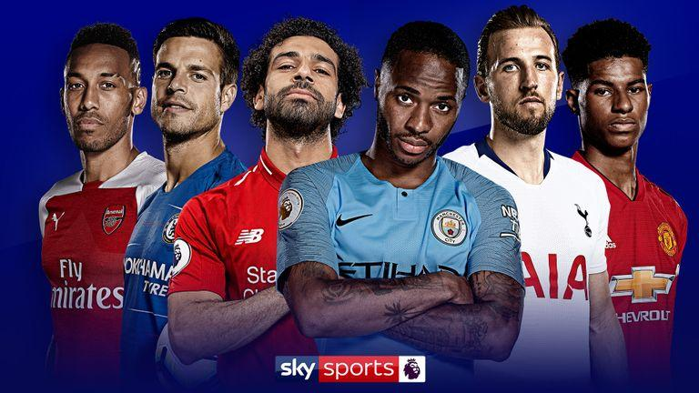 Premier League fixtures live on Sky Sports: Must-watch 'Big Six'  head-to-heads in August and September | Football News | Sky Sports