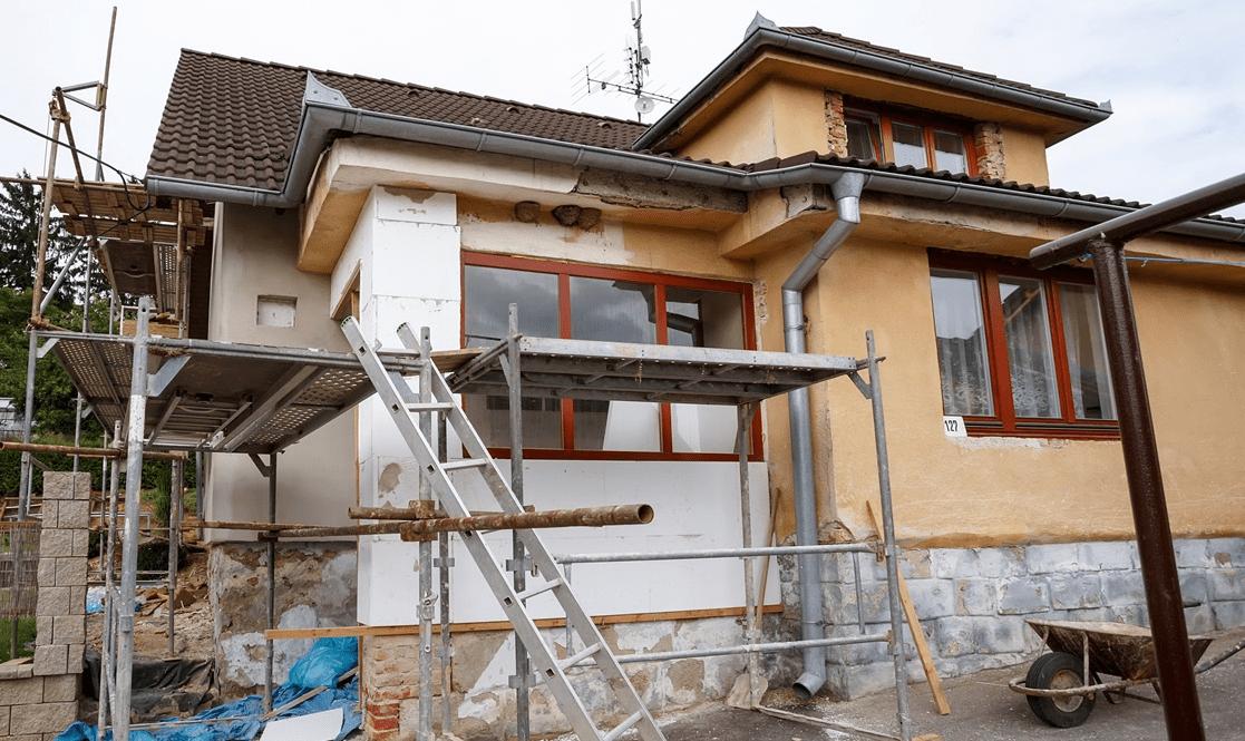 Tại sao cần tu bổ và sửa chữa nhà khi chúng xuống cấp