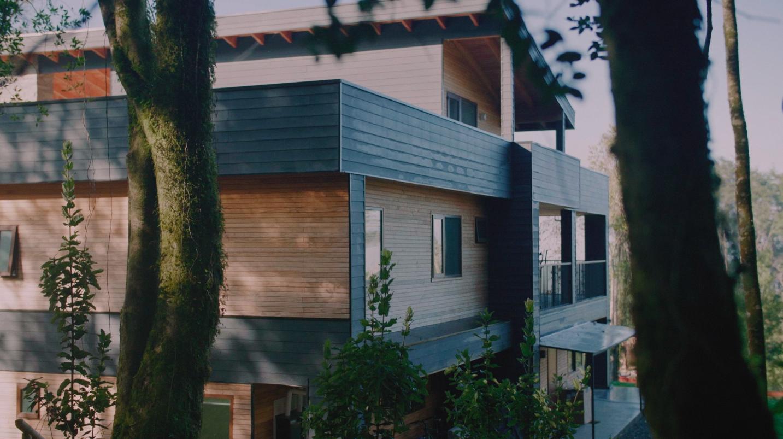 Winteri casa, arquitectura y diseño