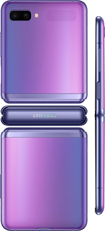 конфигурация Samsung Galaxy Z Flip