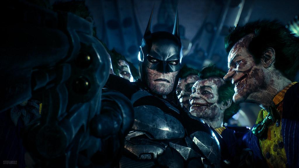 Batman: Arkham Knight / No Leaf Joker
