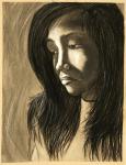 B-sad portrait