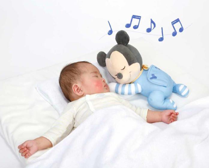 日本, DISNEY, 迪士尼, 訓覺, 音樂抱枕