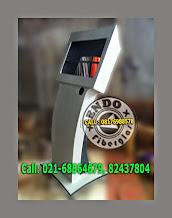 Kiosk Touch Screen