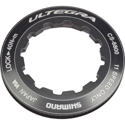 Green A2Z Cassette Lock Ring Alloy 12T For Shimano Sram