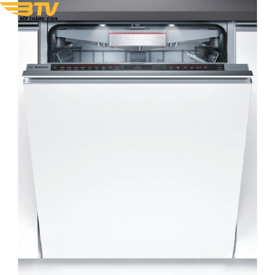 máy rửa bát Bosch HMH SMV88TX02E