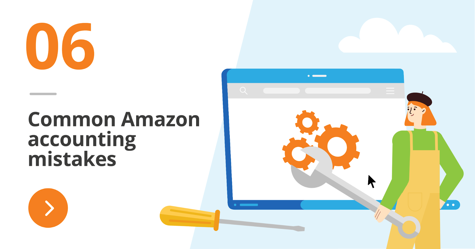 Amazon accounting hub part 6