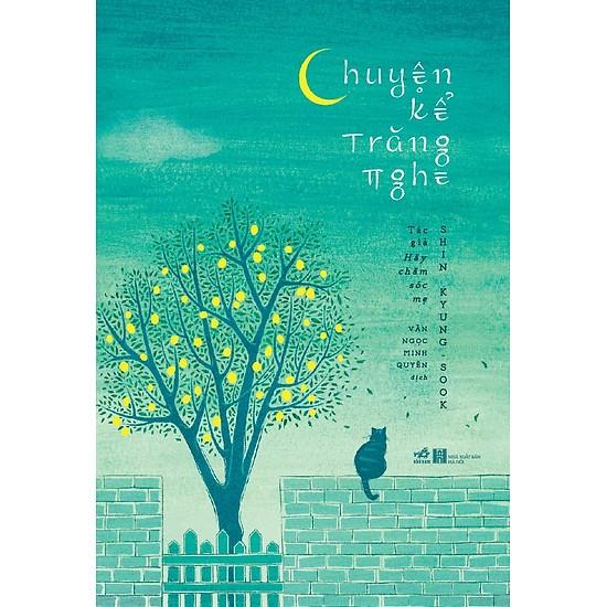 Bìa sách chyện kể trăng nghe