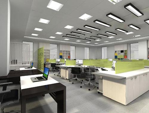 Thiết kế thi công văn phòng linh động trong không gian làm việc