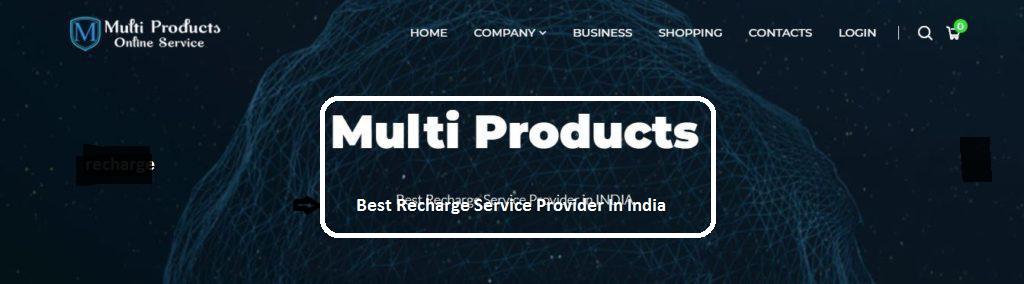 multi product online service 2021