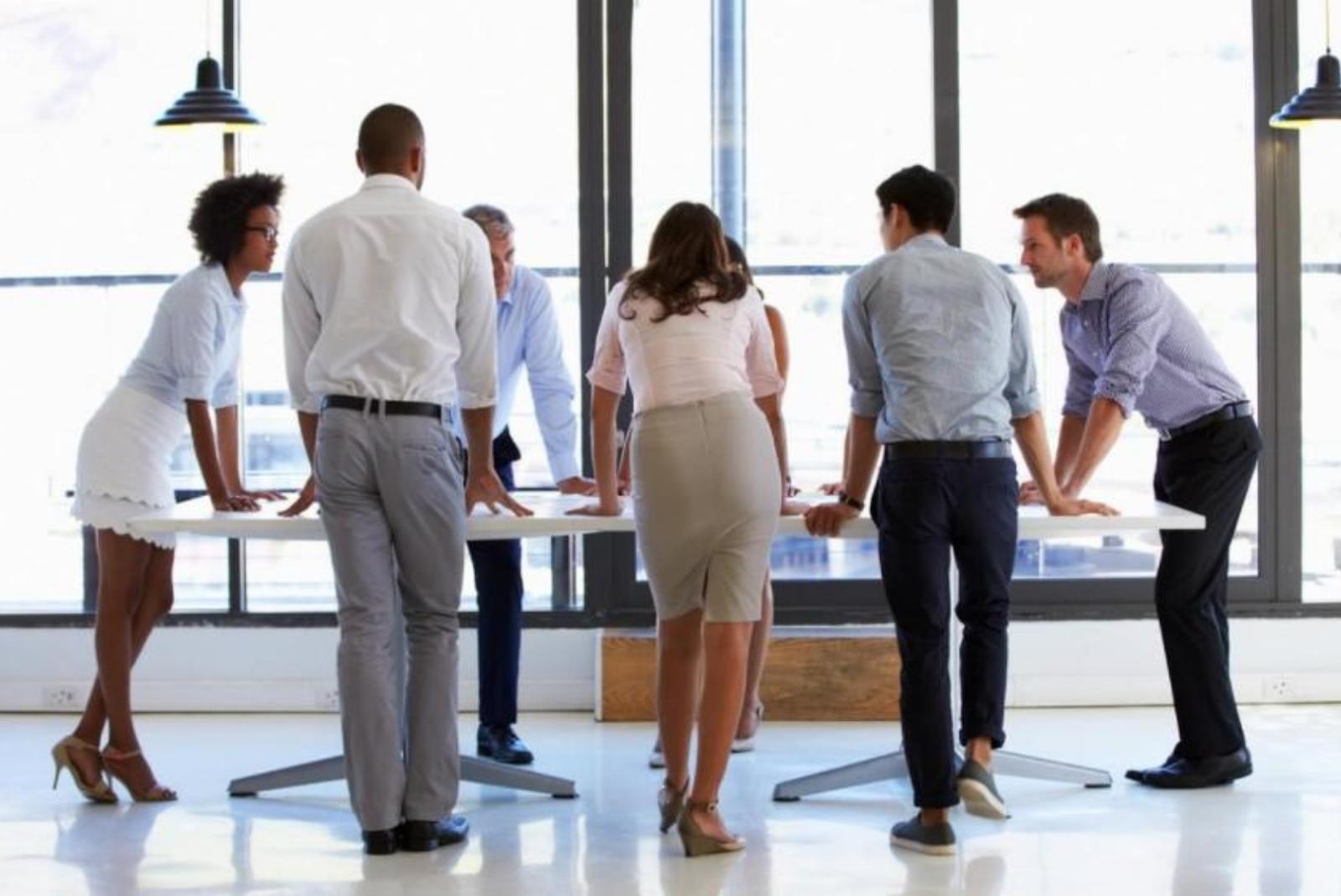 conduct regular virtual meetings