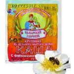 Каша №56 Антицеллюлитная: пшенично-овсяная с цветочной пыльцой