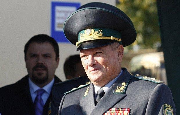 Голова ДПСУ Віктор Назаренко