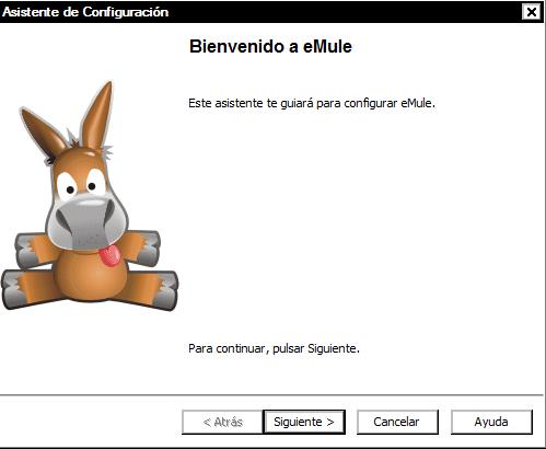 servidores emule configurar
