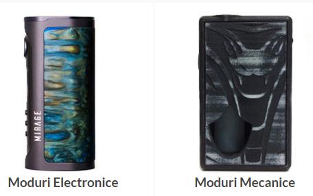 moduri tigara electronica - electronice sau mecanice - cumpara de pe voore.ro