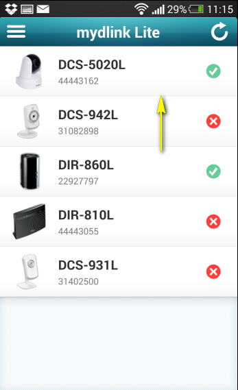 how to change ip address on dlink dir-615
