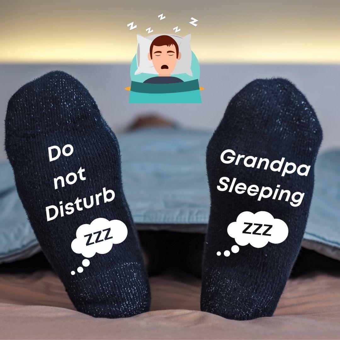 Grandpa sock jokes