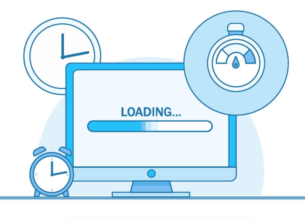 Tăng tốc độ trang web tốt cho SEO Shopify