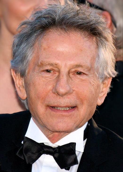 Roman Polanski à Cannes en 2013