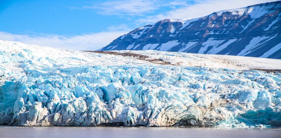 Coldest Places in India: Siachen Glacier