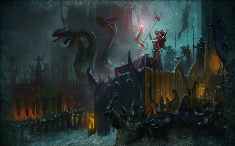 SFO: Grimhammer II - Mod Summary