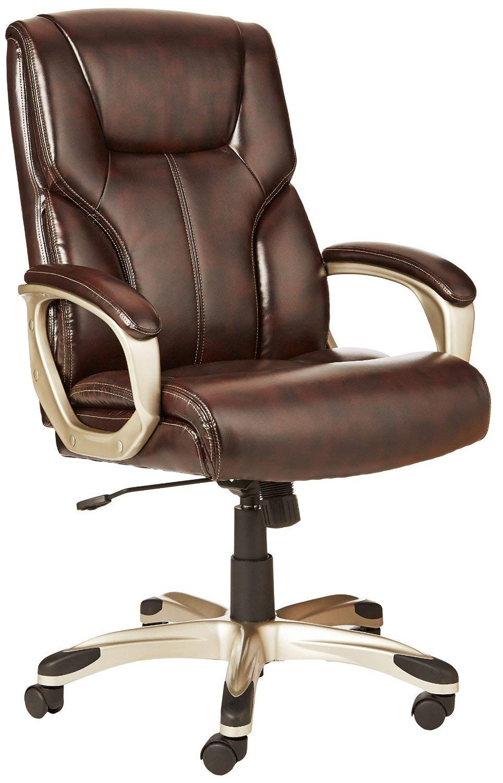 AmazonBasics High Back Executive Chair