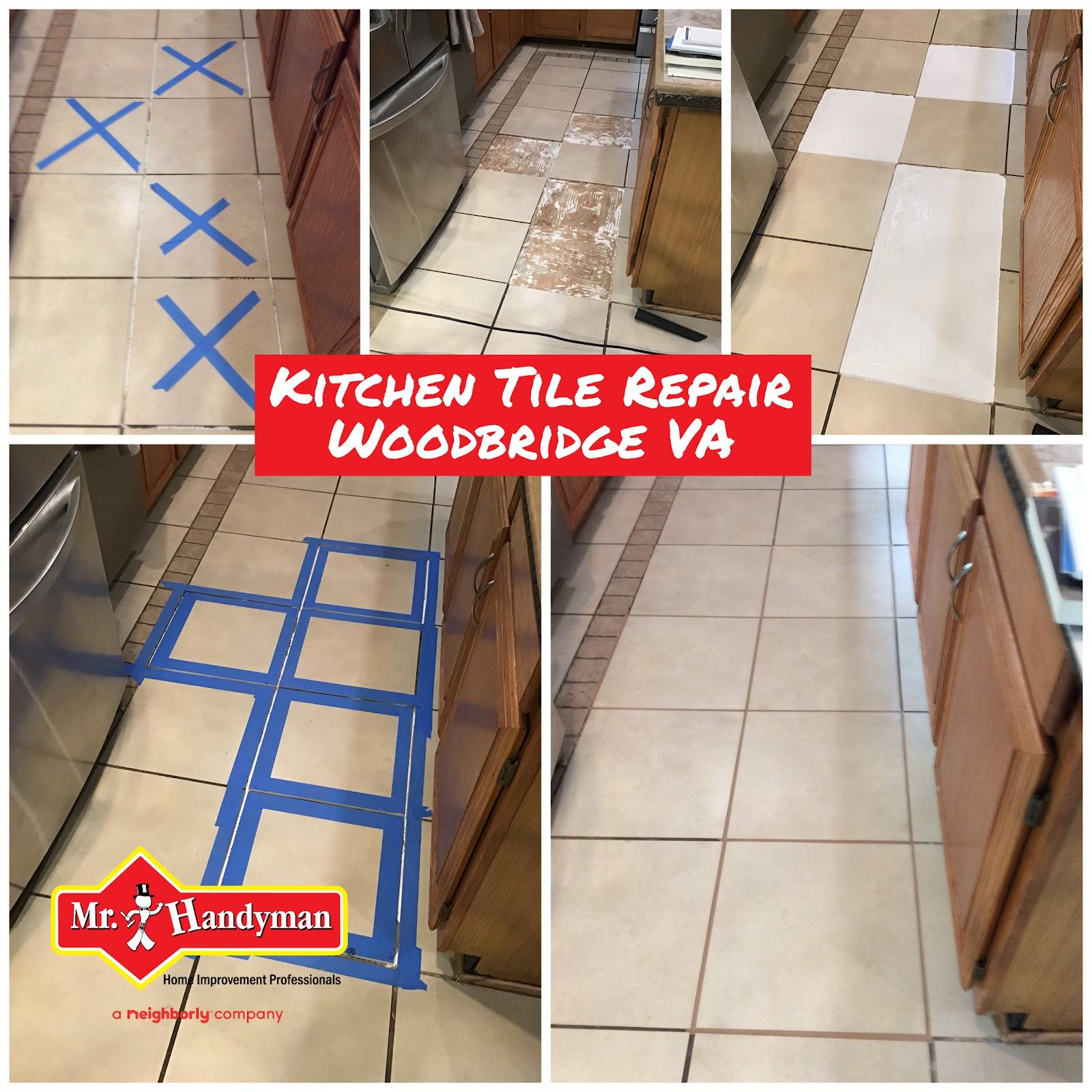 Woodbridge Tile Repair