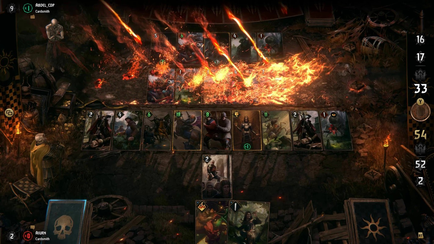 [Review] Gwent : The Witcher Card Game เกมการ์ดจากซีรีส์ The Witcher 14