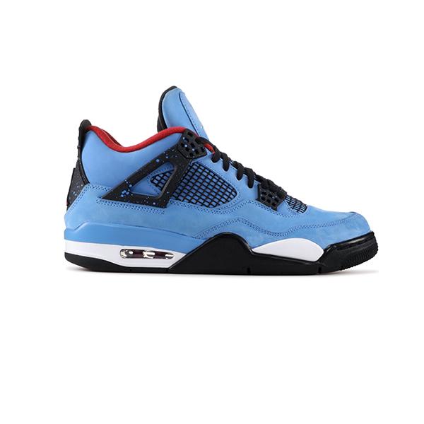 Nike Air Jordan 4 được lấy cảm hứng từ sân bóng rổ nên tạo cảm giác khá năng động