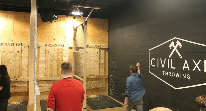Top Axe Throwing Clubs In Tampa