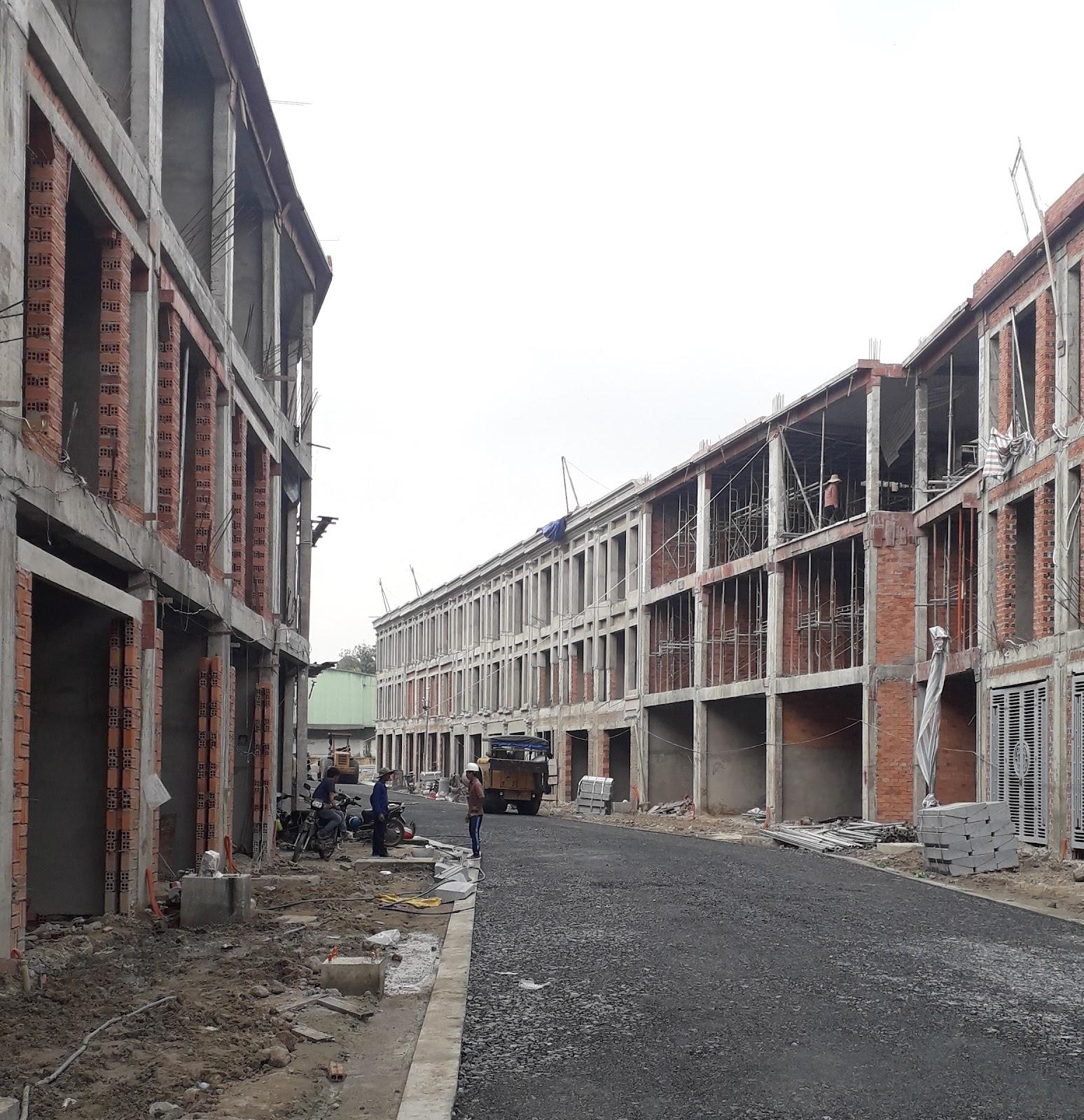 tiến độ dự án An Phát Residence