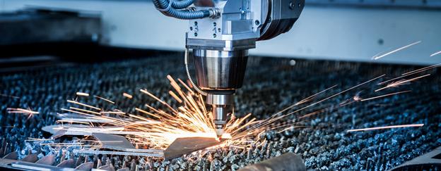 Máy móc công nghiệp trong ngành gia công chính xác CNC
