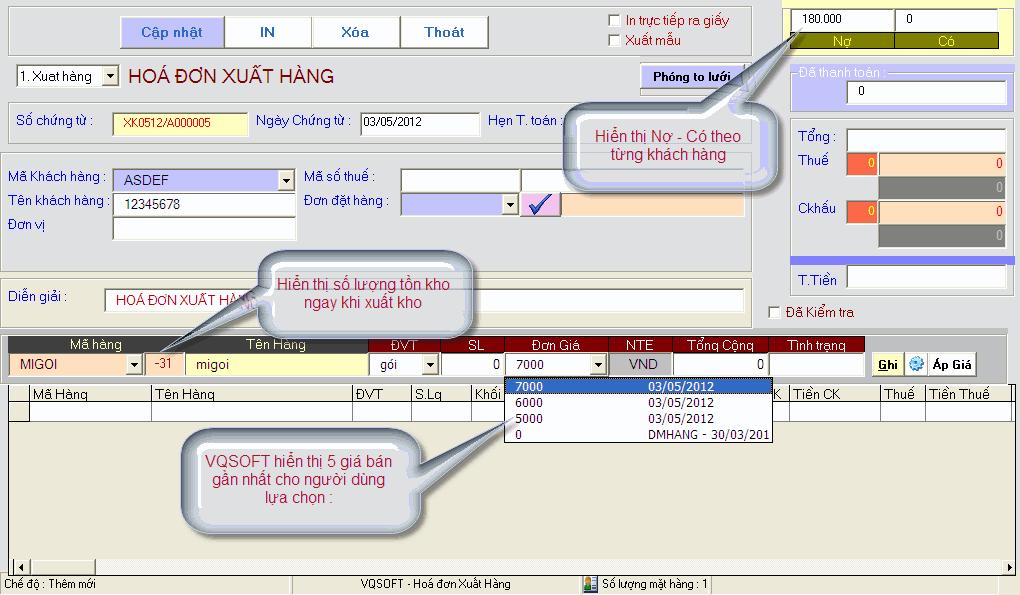 dịch vụ nhận viết phần mềm theo yêu cầu