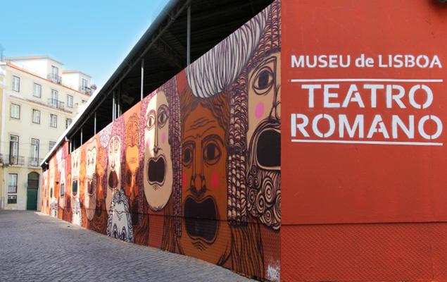 Lisboa ConVida - Museu de Lisboa - Teatro Romano