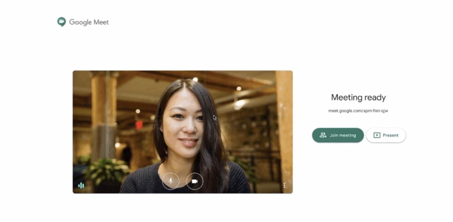 Google Meet cập nhật những tính năng mới cho người dùng cá nhân