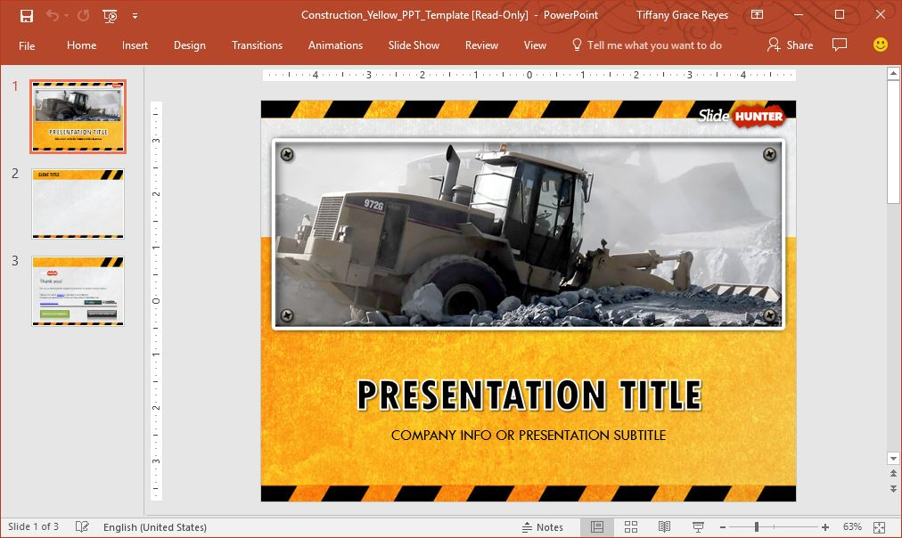 yellow-construction-powerpoint-template