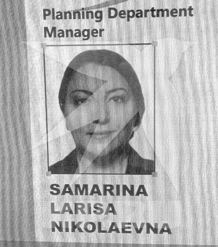 Лариса Самарина, занимавшаяся размещением россиян в Минске.