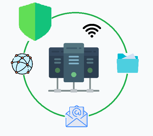 What is server security?