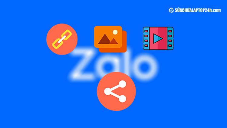 Mạng xã hội Facebook, Zalo là nơi chuyển ảnh dễ dàng nhất