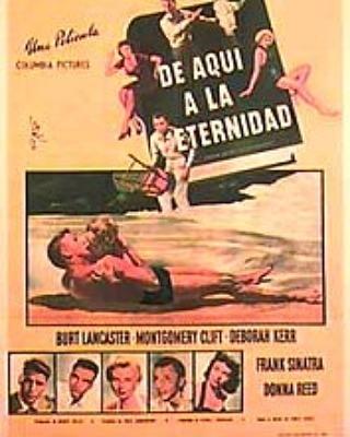 De aquí a la eternidad (1953, Fred Zinnemann)