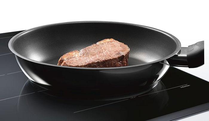 Chức năng Booster giúp món ăn được nấu chín nhanh hơn