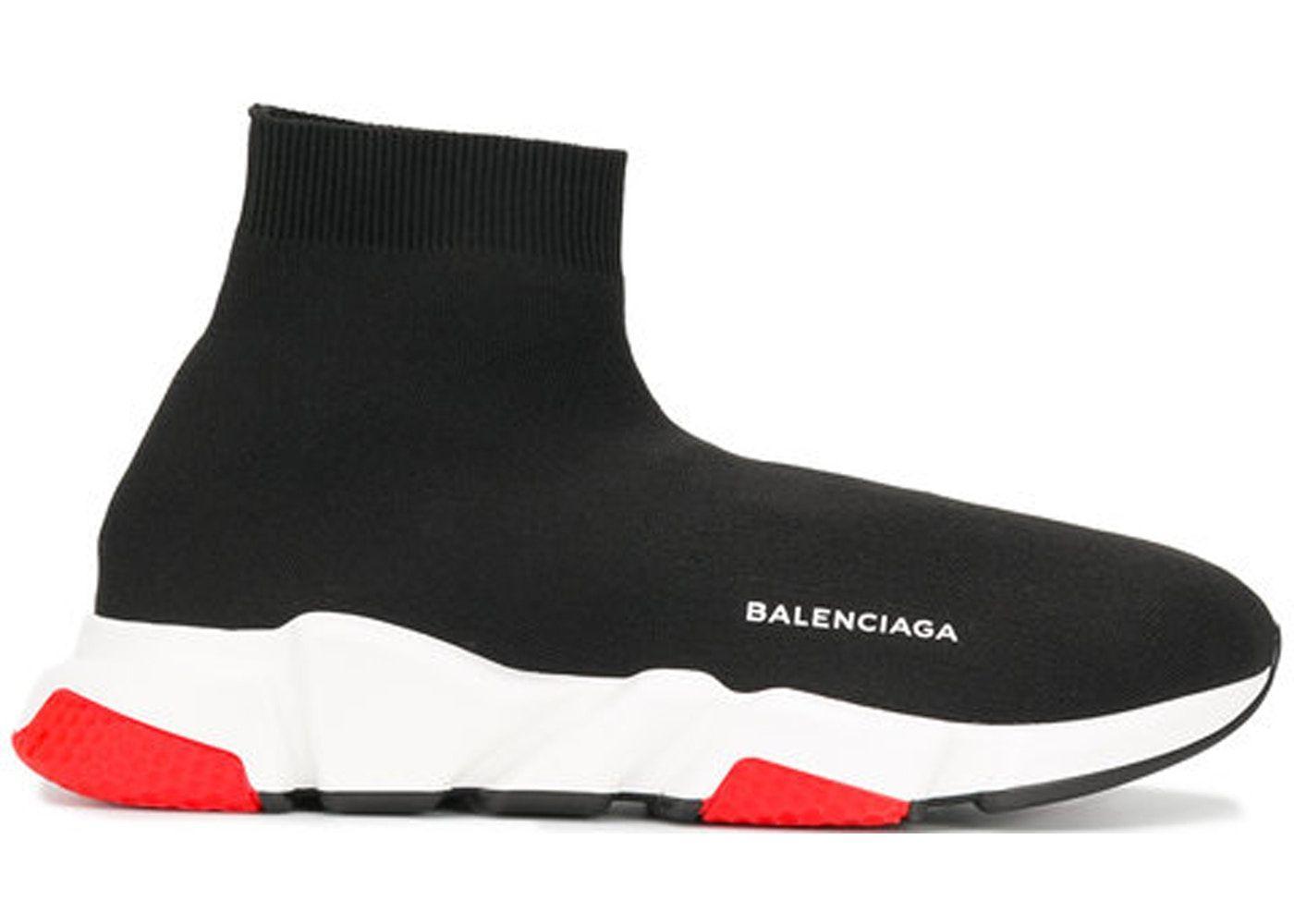 Rất nhiều mẫu giày Balenciaga đen cho bạn chọn lựa