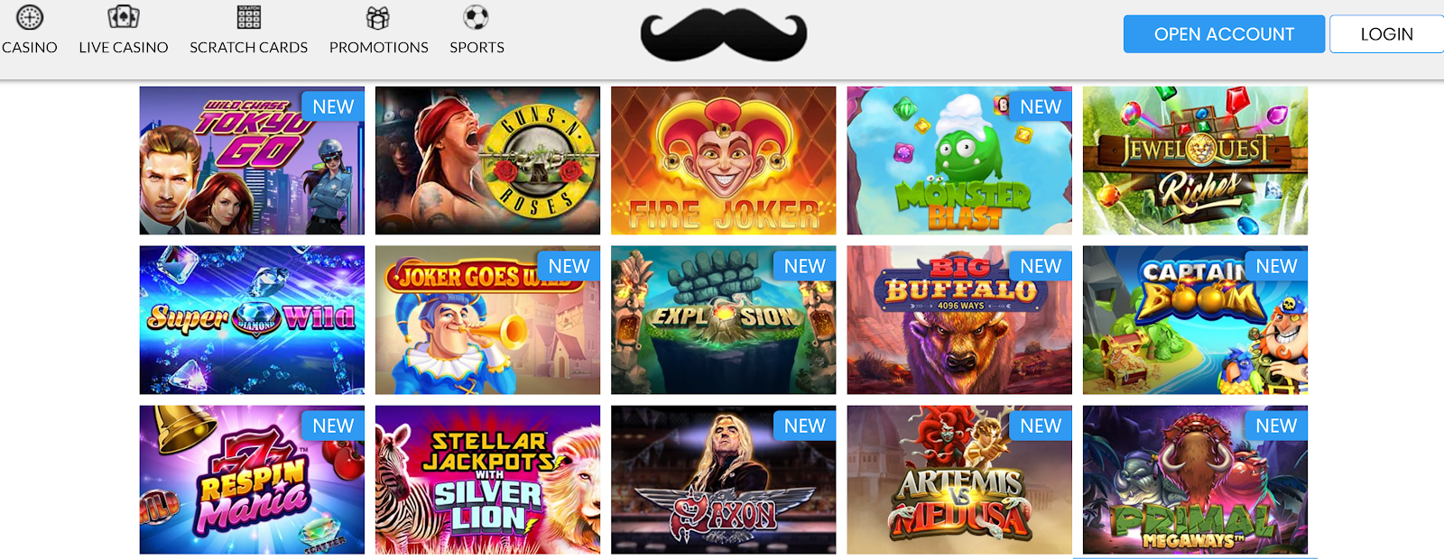 mr.play Casino is the best 200% casino bonus site for slots