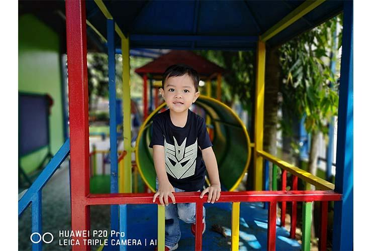 Hasil foto Huawei P20 Pro - Foto outdoor, cuaca teduh. (Foto: Setia Gunawan)