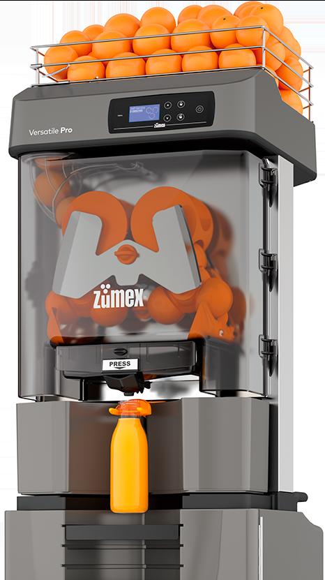 máquina de suco de laranja versatile pro