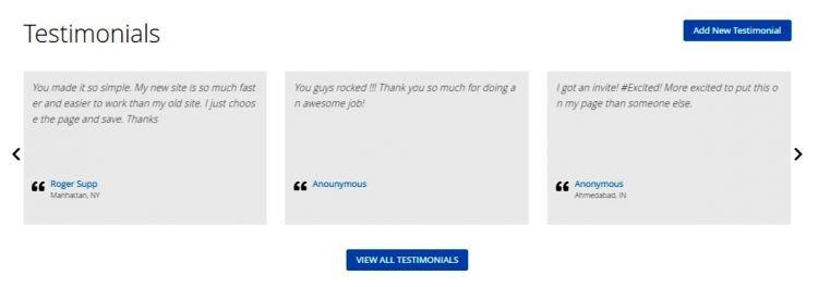 Testimonials by Sparsh Technologies