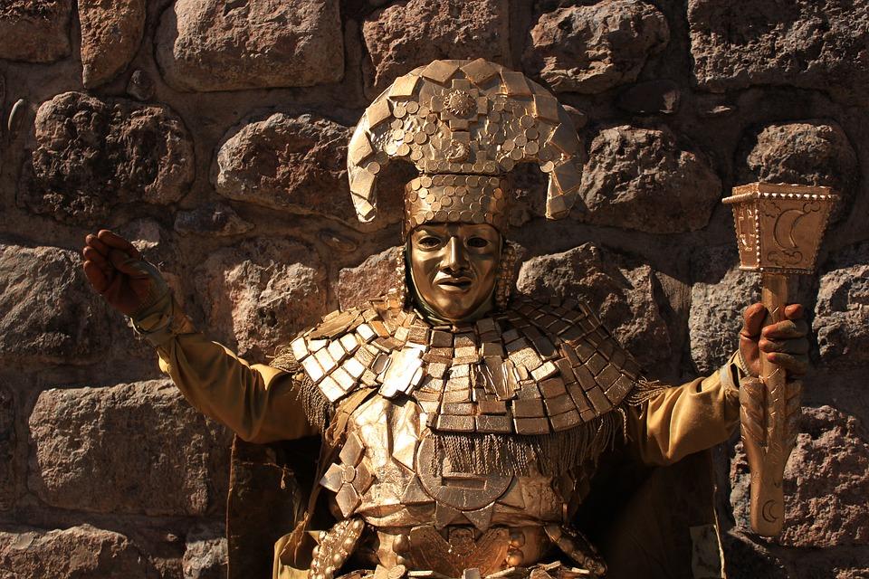 Sapa Inca en Cusco