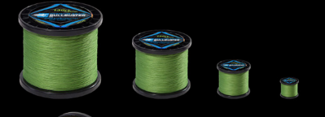 1500 Yard Spools Of 50Lb Green Braided Fishing Line