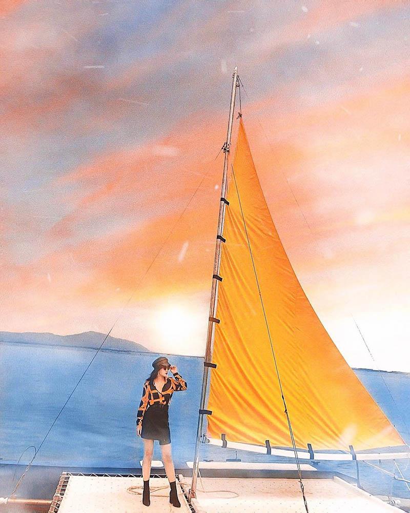 Tọa độ sống ảo mới cóng tại hòn đảo Gò Găng - Vũng Tàu