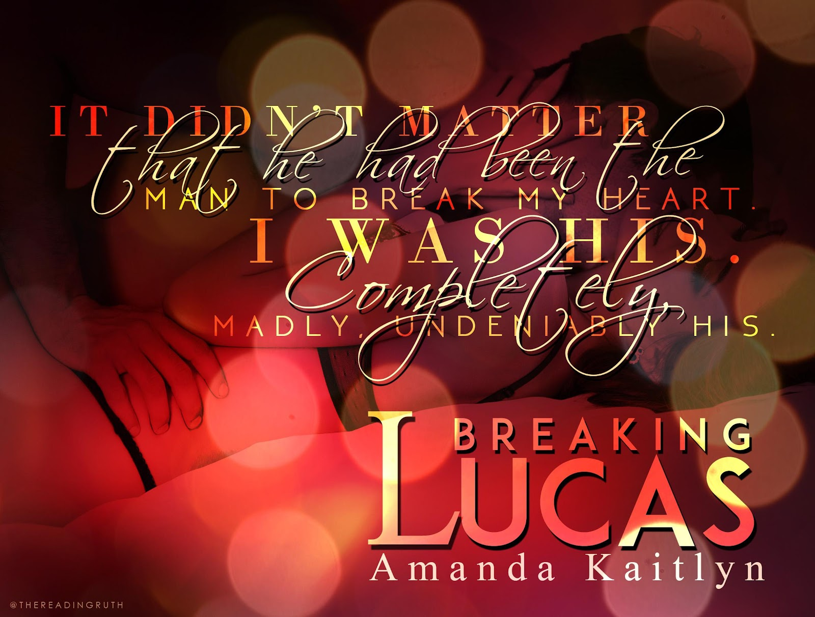 Breaking Lucas teaser 1